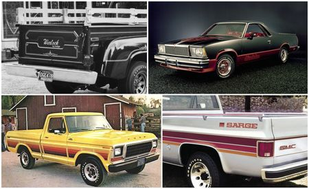 Mondo Macho: Special-Edition Trucks of the '70s (K-Billy's Super Badge and Stripe Jobs)
