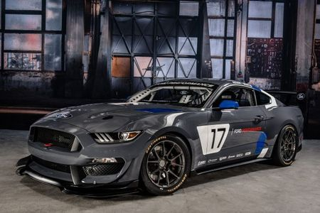 Race Ready: Ford Mustang GT4 Turnkey Race Car Is an International Player