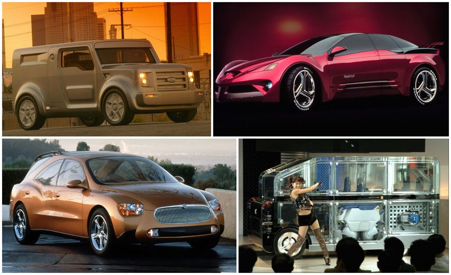 The 20 Worst Concept Cars of the Past 20 Years - Slide 1