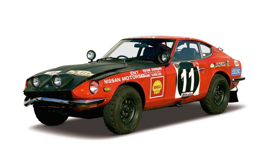 My Fair Lady: A Visual History of the Nissan Z-Car ...