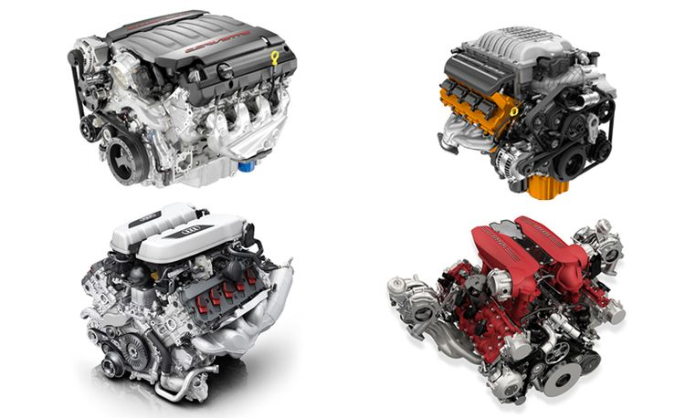 Power Play: The 10 Greatest Engines of the Moment