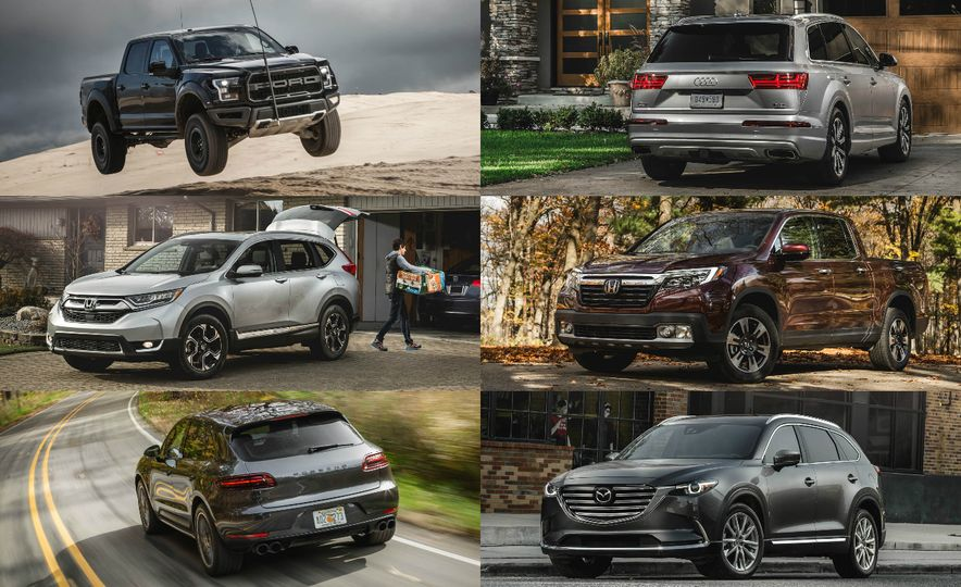 And the Winners Are: 2017 10Best Trucks and SUVs in Pictures - Slide 1