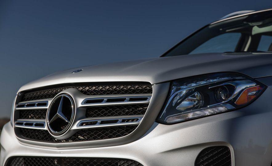 2017 Mercedes-Benz GLS450 4MATIC - Slide 3