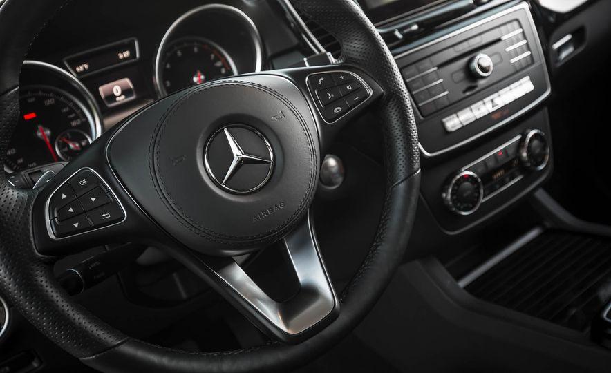 2017 Mercedes-Benz GLS450 4MATIC - Slide 15