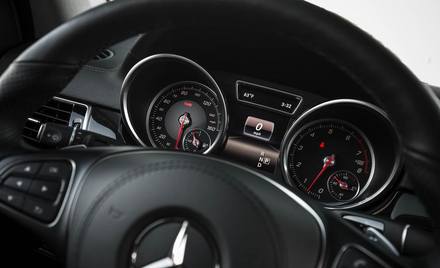 2017 Mercedes-Benz GLS450 4MATIC - Slide 16