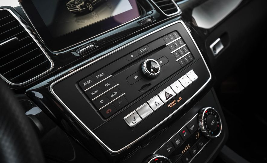 2017 Mercedes-Benz GLS450 4MATIC - Slide 18