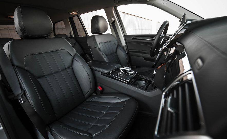 2017 Mercedes-Benz GLS450 4MATIC - Slide 21