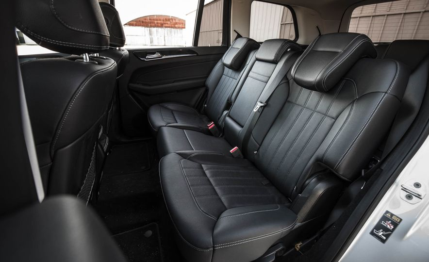 2017 Mercedes-Benz GLS450 4MATIC - Slide 25