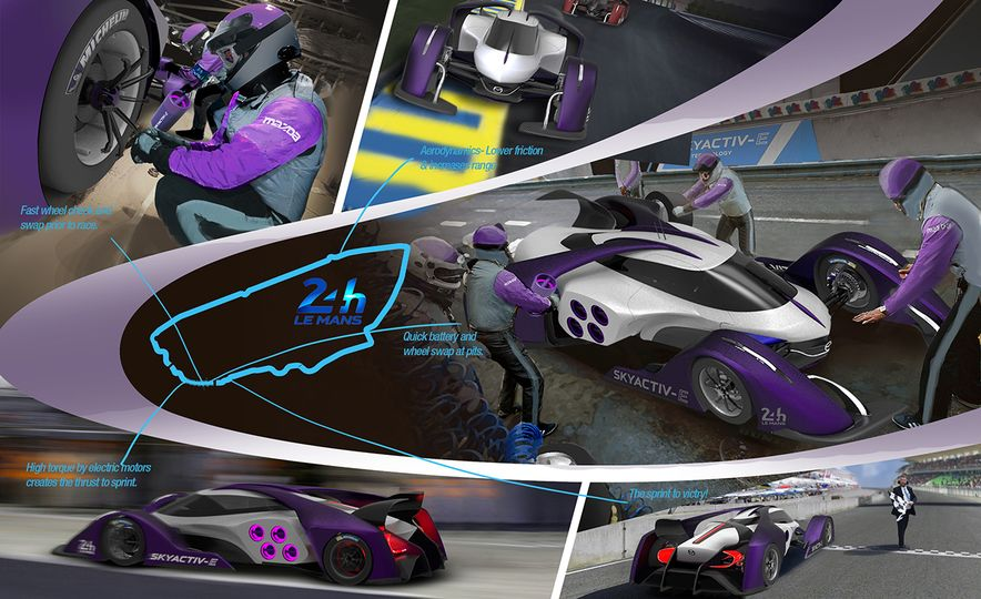 Imagining Le Mans Racing in 2030: These Are the 2017 Michelin Challenge Design Winners - Slide 16