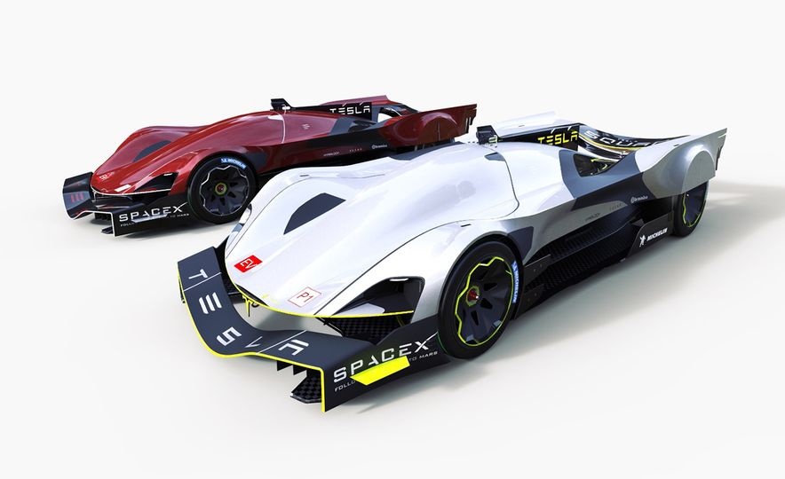 Imagining Le Mans Racing in 2030: These Are the 2017 Michelin Challenge Design Winners - Slide 18