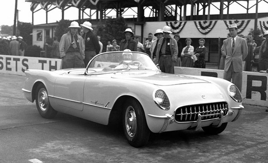 Chevrolet Corvette: A Brief History in Zero-to-60-MPH Acceleration - Slide 3