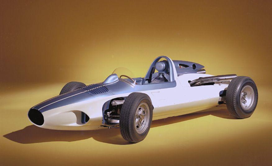 1960 Chevrolet Engineering Research Vehicle - Slide 1