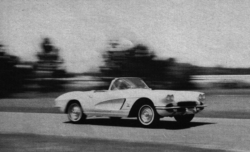 Chevrolet Corvette A Brief History In Zero To 60 Mph Acceleration
