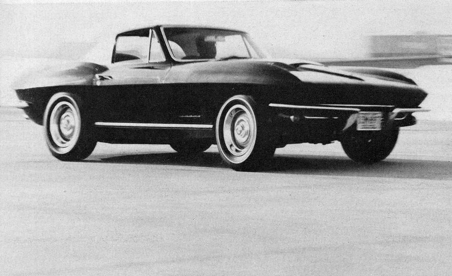 Chevrolet Corvette: A Brief History in Zero-to-60-MPH Acceleration - Slide 12