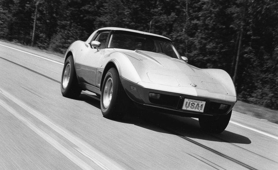 Chevrolet Corvette: A Brief History in Zero-to-60-MPH Acceleration - Slide 17