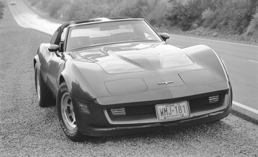 Chevrolet Corvette: A Brief History in Zero-to-60-MPH Acceleration - Slide 19
