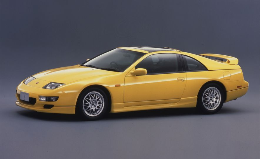 My Fair Lady: A Visual History of the Nissan Z-Car | Flipbook | Car ...