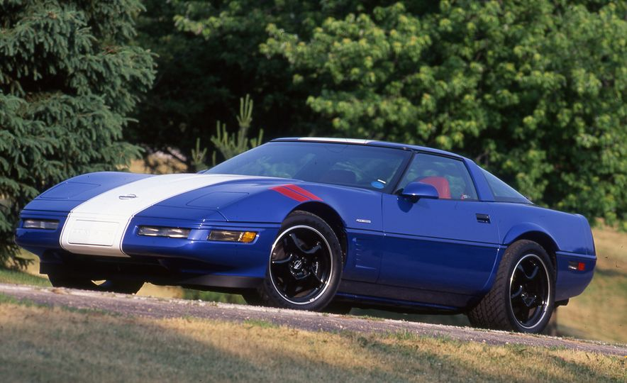 Chevrolet Corvette: A Brief History in Zero-to-60-MPH Acceleration - Slide 24
