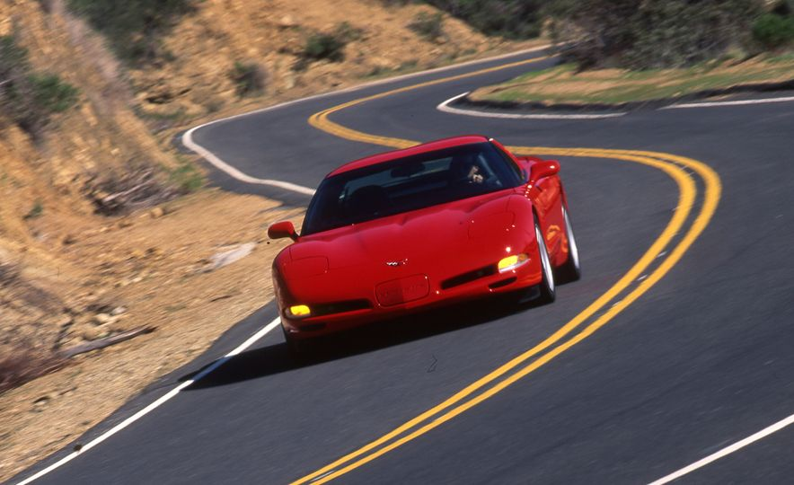 Chevrolet Corvette: A Brief History in Zero-to-60-MPH Acceleration - Slide 25