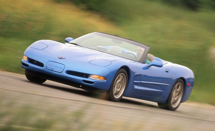 Chevrolet Corvette: A Brief History in Zero-to-60-MPH Acceleration - Slide 26