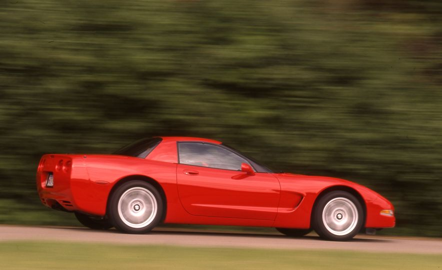 Chevrolet Corvette: A Brief History in Zero-to-60-MPH Acceleration - Slide 27