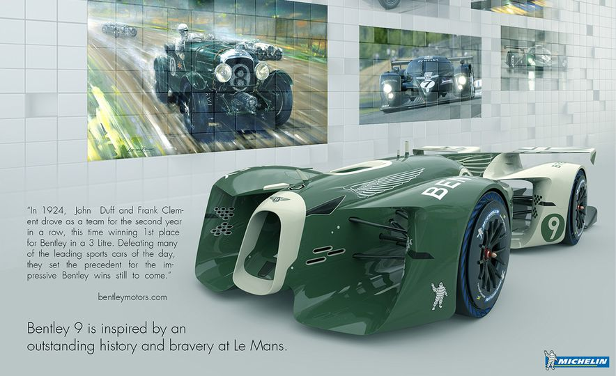 Imagining Le Mans Racing in 2030: These Are the 2017 Michelin Challenge Design Winners - Slide 3