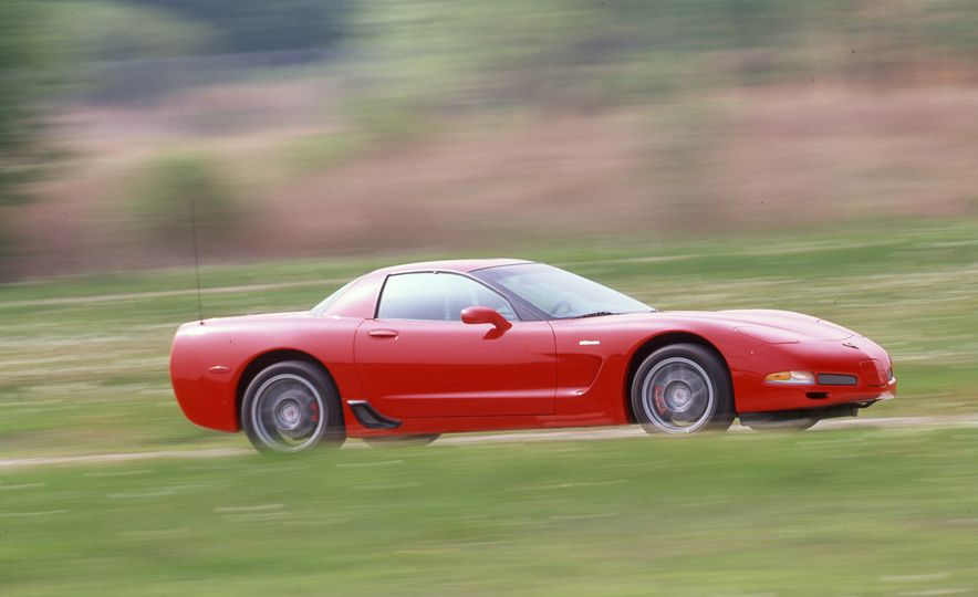 Chevrolet Corvette: A Brief History in Zero-to-60-MPH Acceleration - Slide 28