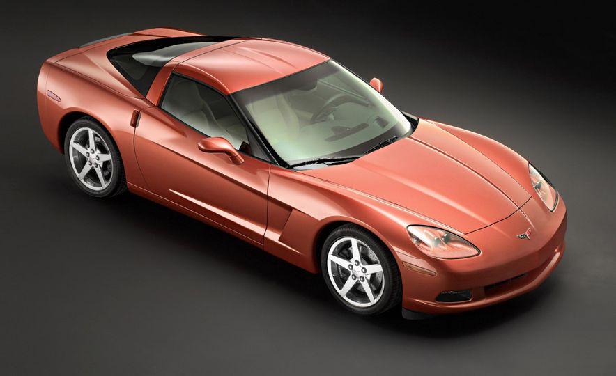 Chevrolet Corvette: A Brief History in Zero-to-60-MPH Acceleration - Slide 30