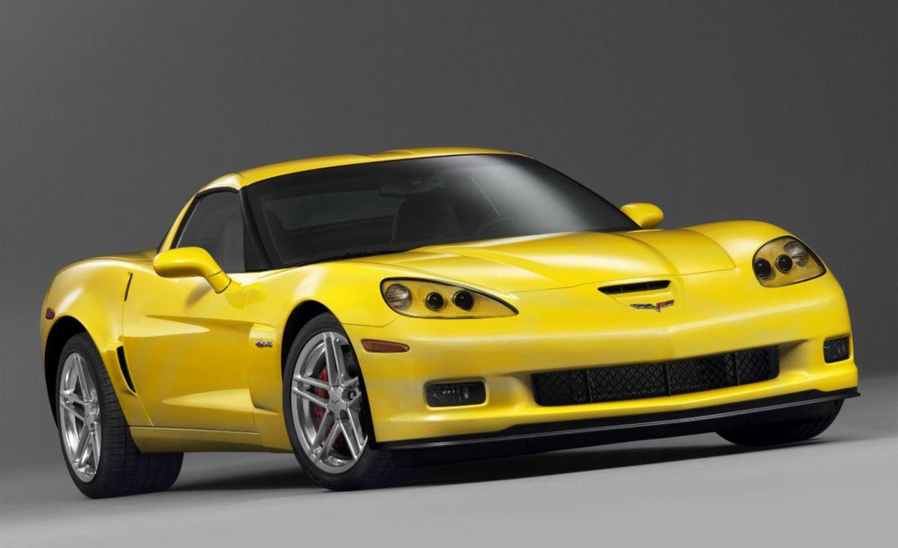 Chevrolet Corvette: A Brief History In Zero To 60 MPH Acceleration |  Flipbook | Car And Driver