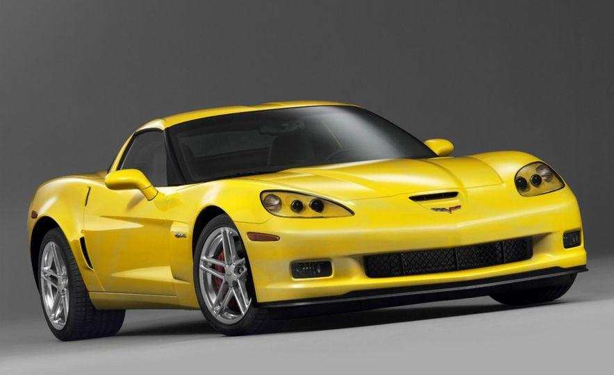 Chevrolet Corvette: A Brief History in Zero-to-60-MPH Acceleration ...