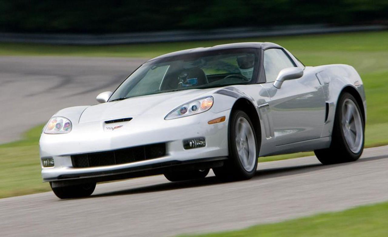 Chevrolet Corvette: A Brief History In Zero To 60 MPH Acceleration