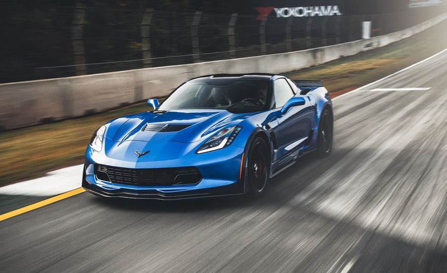 Chevrolet Corvette: A Brief History in Zero-to-60-MPH Acceleration - Slide 38
