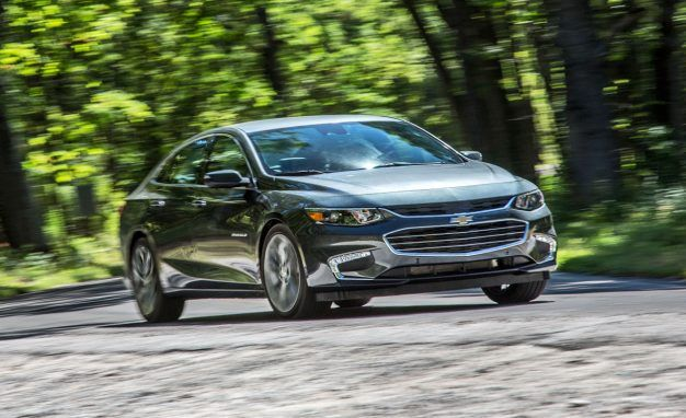 Chevrolet Debuts Nine-Speed Automatic Slated for Malibu, Cruze Diesel, and New Equinox