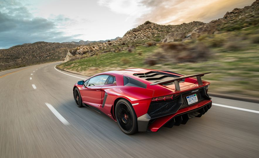 Moving Pictures: Car and Driver's Hottest Car Photos of the Year - Slide 17