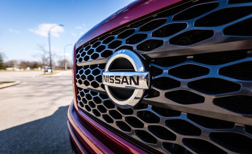 2016 Nissan Titan XD 4x4 diesel - Slide 38