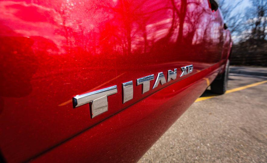 2016 Nissan Titan XD 4x4 diesel - Slide 39
