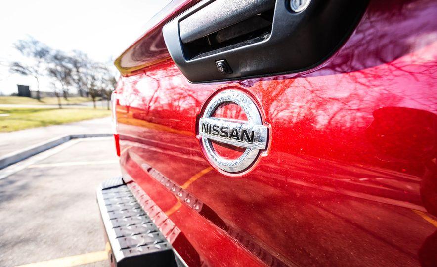 2016 Nissan Titan XD 4x4 diesel - Slide 41