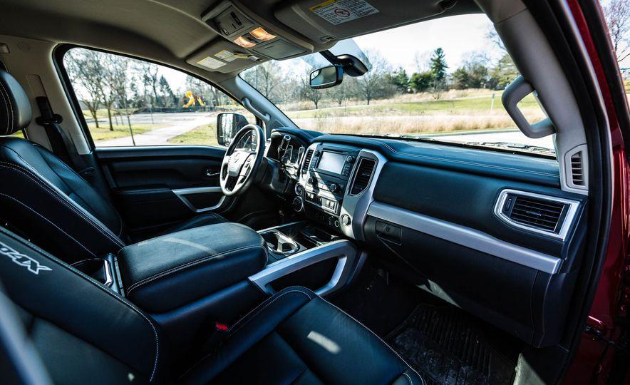 2016 Nissan Titan XD 4x4 diesel - Slide 46