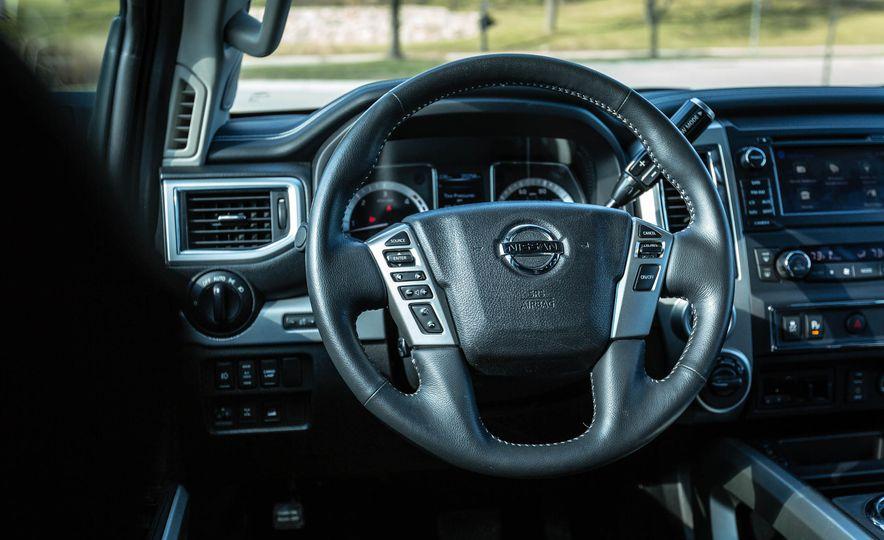 2016 Nissan Titan XD 4x4 diesel - Slide 48