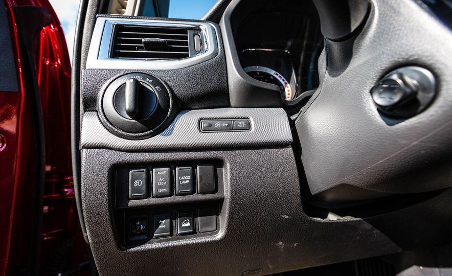 2016 Nissan Titan XD 4x4 diesel - Slide 50