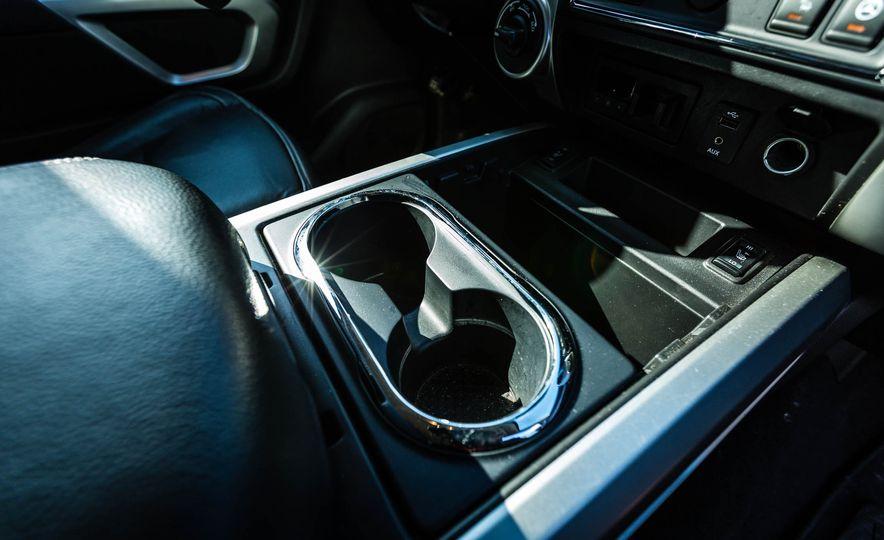 2016 Nissan Titan XD 4x4 diesel - Slide 52