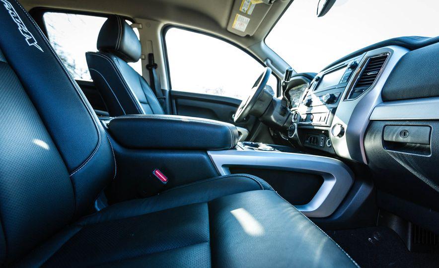 2016 Nissan Titan XD 4x4 diesel - Slide 54