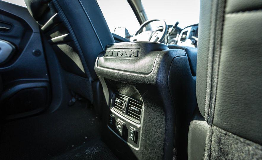 2016 Nissan Titan XD 4x4 diesel - Slide 58