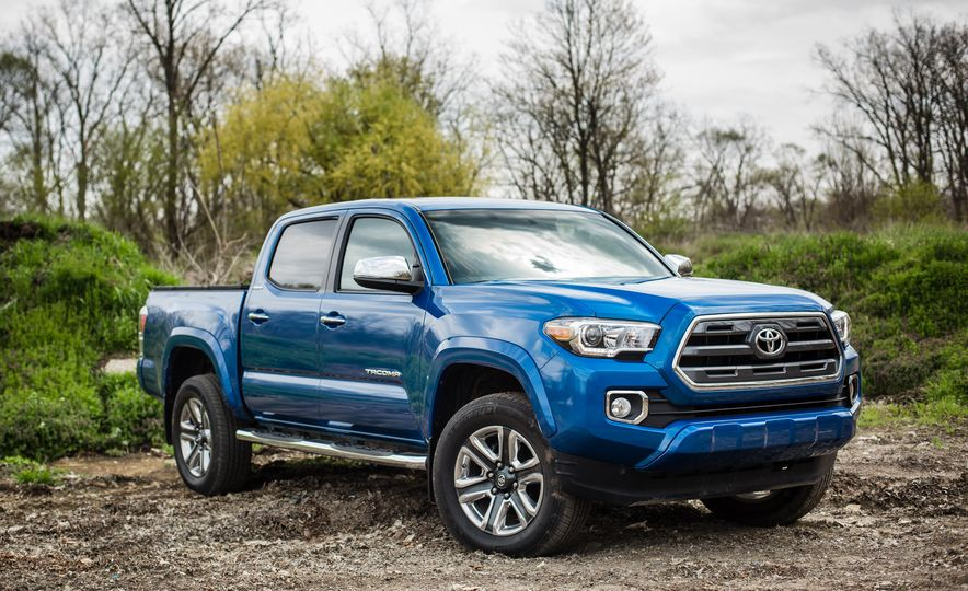 Sales Tale: These Are the 25 Best-Selling Vehicles of 2016 - Slide 3