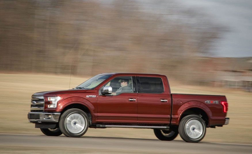 Sales Tale: These Are the 25 Best-Selling Vehicles of 2016 - Slide 26