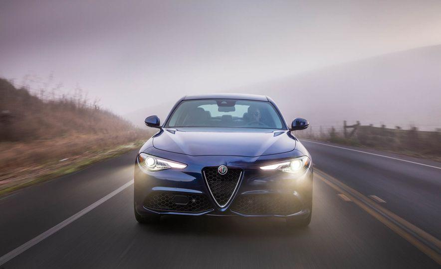 2017 Alfa Romeo Giulia Quadrifoglio - Slide 47