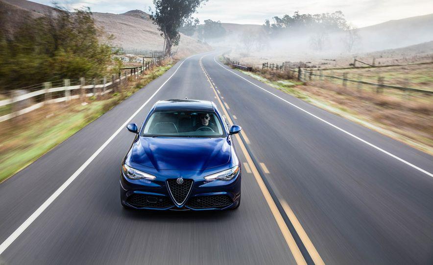 2017 Alfa Romeo Giulia Quadrifoglio - Slide 53