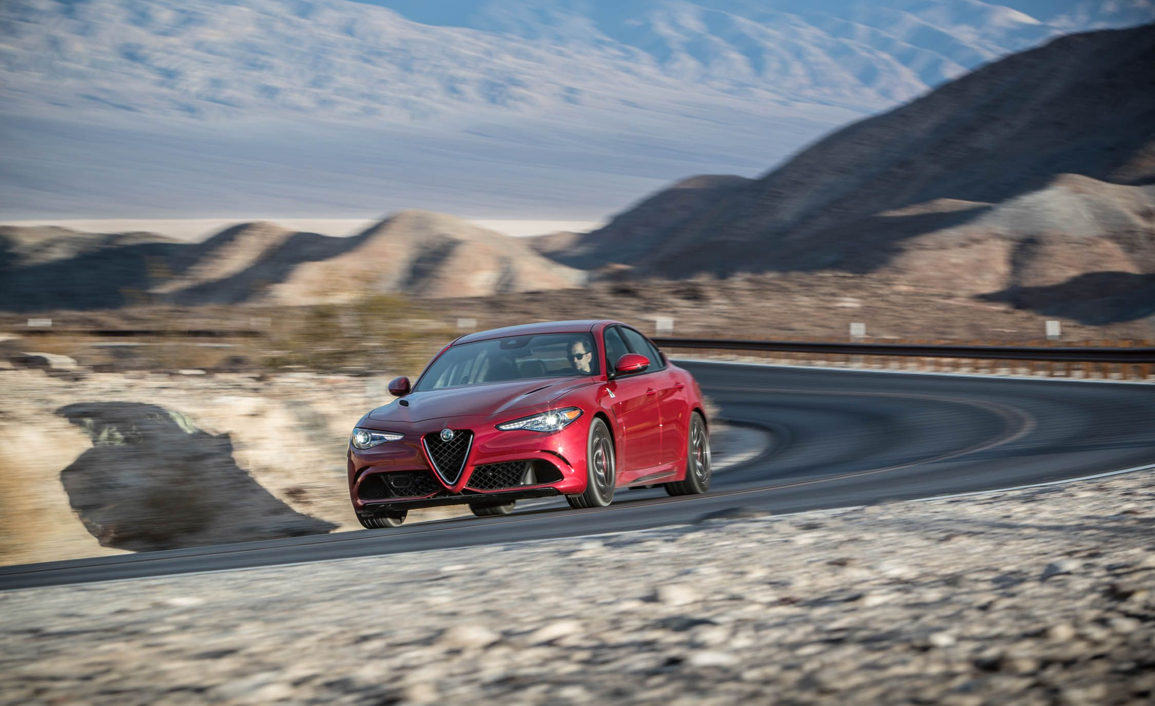 2017 Alfa Romeo Giulia Quadrifoglio – Instrumented Test