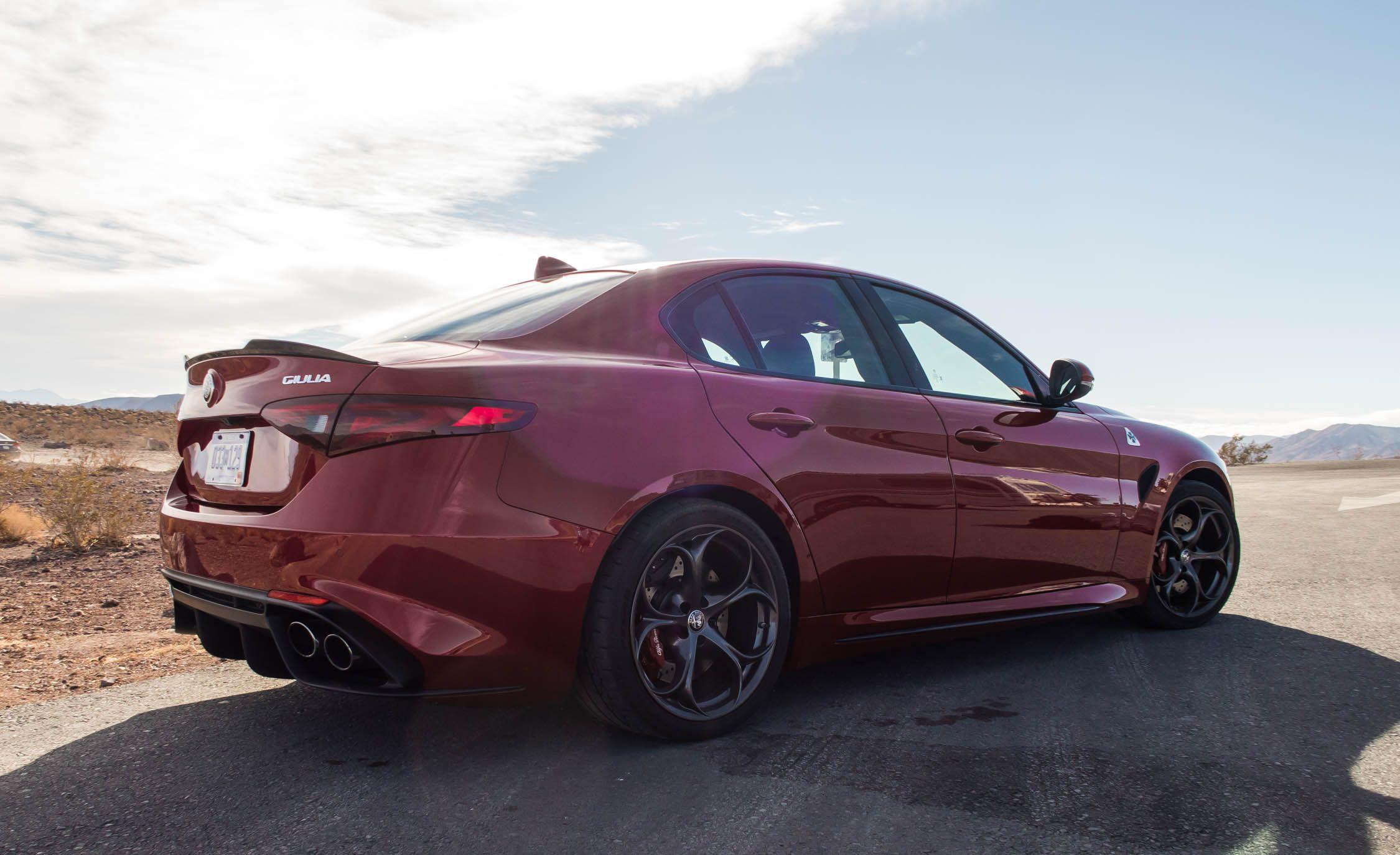 2020 Alfa Romeo Giulia Quadrifoglio Reviews Price Photos And Specs Car Driver