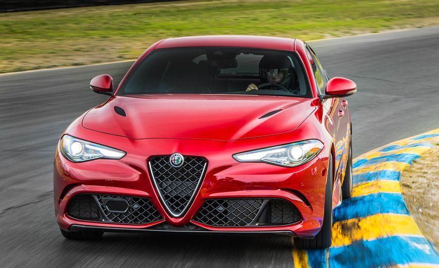 2017 Alfa Romeo Giulia Quadrifoglio - Slide 16